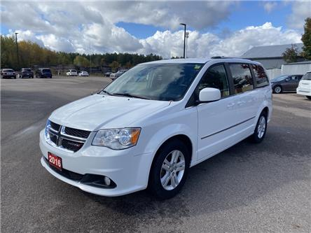 2016 Dodge Grand Caravan Crew (Stk: 20090A) in Pembroke - Image 1 of 26