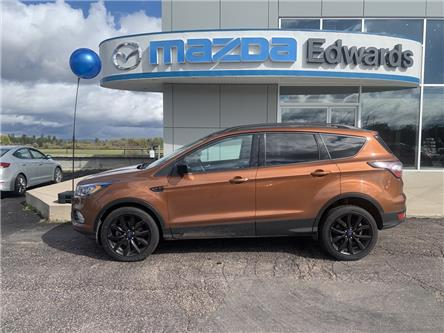 2017 Ford Escape SE (Stk: 22443) in Pembroke - Image 1 of 12