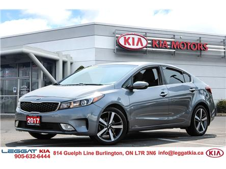 2017 Kia Forte  (Stk: 006336) in Burlington - Image 1 of 20