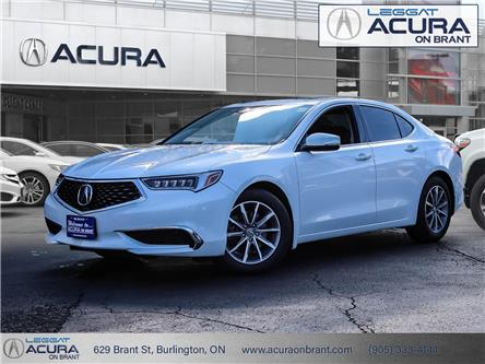 2018 Acura TLX Tech (Stk: 4310) in Burlington - Image 1 of 25