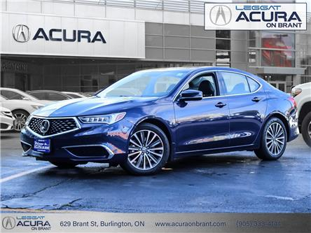 2018 Acura TLX Tech (Stk: 4311) in Burlington - Image 1 of 23