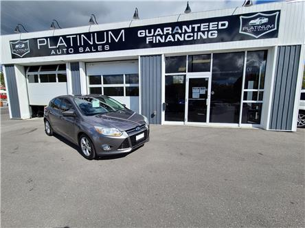 2012 Ford Focus SE (Stk: ) in Kingston - Image 1 of 10