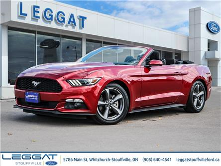 2017 Ford Mustang V6 (Stk: U5450) in Stouffville - Image 1 of 20