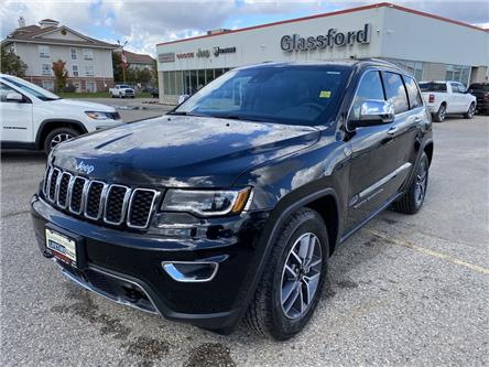 2021 Jeep Grand Cherokee Limited (Stk: 21-016) in Ingersoll - Image 1 of 21
