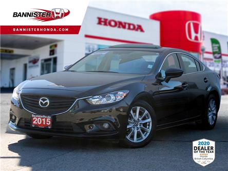 2015 Mazda MAZDA6 GS (Stk: 19-400A) in Vernon - Image 1 of 9