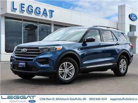 2020 Ford Explorer XLT (Stk: 20-41-237) in Stouffville - Image 1 of 26