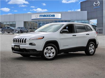 2014 Jeep Cherokee Sport (Stk: HN2478A) in Hamilton - Image 1 of 16