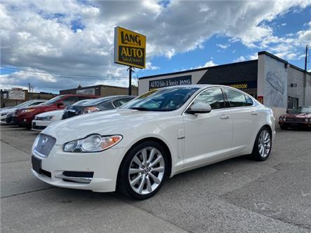 2010 Jaguar XF Premium Luxury (Stk: ) in Etobicoke - Image 1 of 22