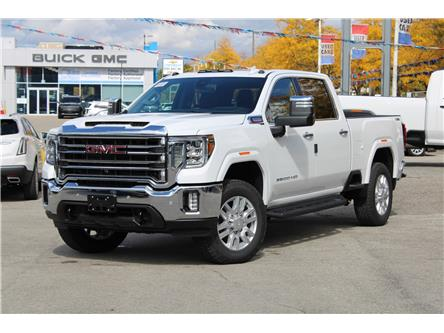 2020 GMC Sierra 2500HD SLT (Stk: 3005912) in Toronto - Image 1 of 45