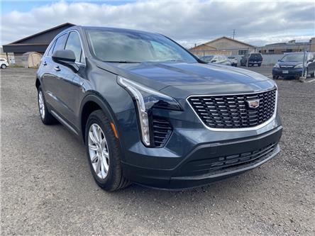 2021 Cadillac XT4 Luxury (Stk: M017) in Thunder Bay - Image 1 of 19