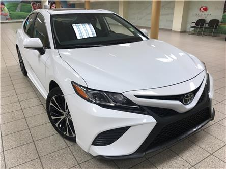 2020 Toyota Camry SE (Stk: 201457) in Calgary - Image 1 of 21
