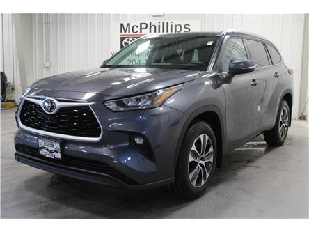 2020 Toyota Highlander XLE (Stk: S051335) in Winnipeg - Image 1 of 21