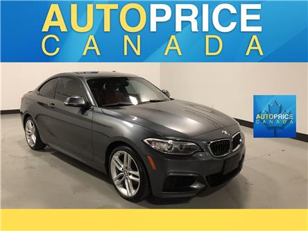 2016 BMW 228i xDrive (Stk: H2089) in Mississauga - Image 1 of 26