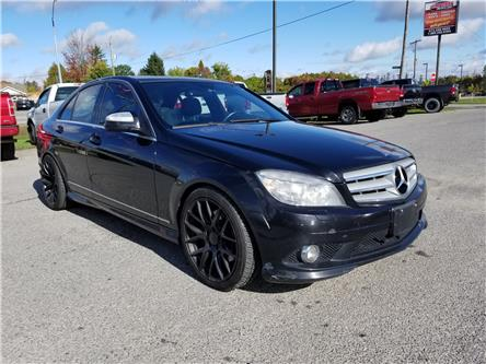 2009 Mercedes-Benz C-Class Base (Stk: ) in Kemptville - Image 1 of 18