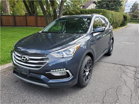 2018 Hyundai Santa Fe Sport 2.4 Base (Stk: JH093343) in Montréal - Image 1 of 17
