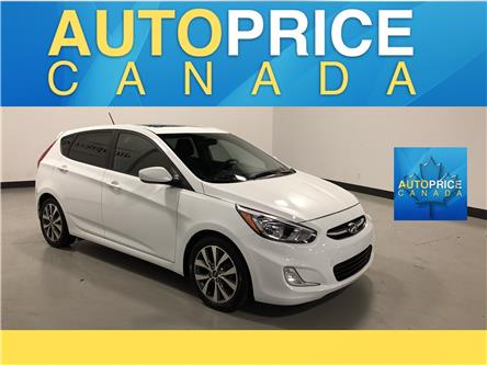 2017 Hyundai Accent GL (Stk: W2101) in Mississauga - Image 1 of 25