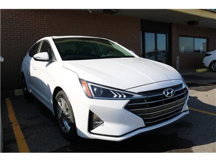 2020 Hyundai Elantra Preferred w/Sun & Safety Package (Stk: 02055) in Saint John - Image 1 of 4