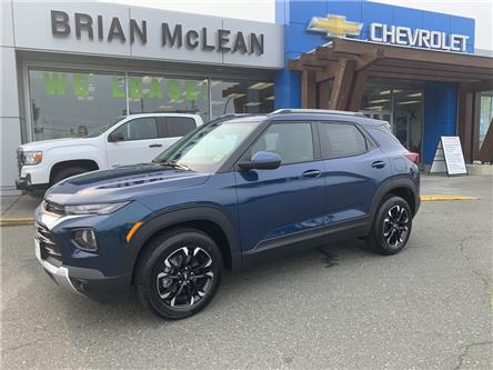 2021 Chevrolet TrailBlazer LT (Stk: M6022-21) in Courtenay - Image 1 of 20