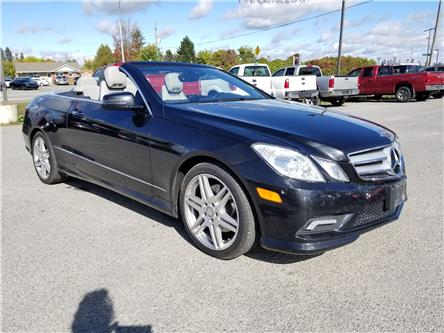 2011 Mercedes-Benz E-Class Base (Stk: ) in Kemptville - Image 1 of 19