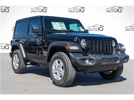 2021 Jeep Wrangler Unlimited Sport (Stk: 95932) in St. Thomas - Image 1 of 24