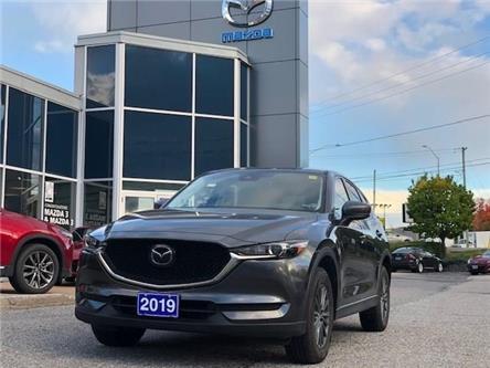2019 Mazda CX-5 GS (Stk: M2801) in Gloucester - Image 1 of 19