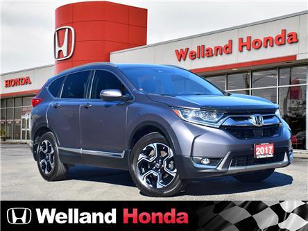 2017 Honda CR-V Touring (Stk: U6820A) in Welland - Image 1 of 23