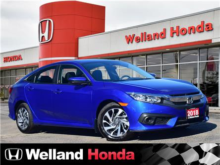 2018 Honda Civic SE (Stk: U20263) in Welland - Image 1 of 21