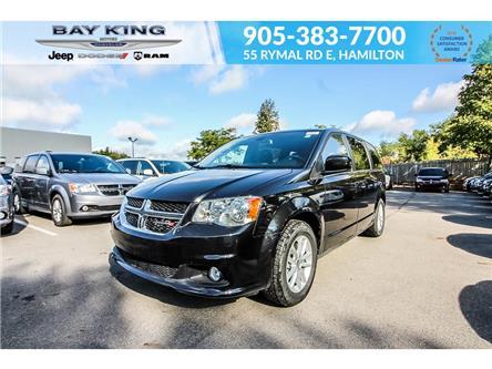 2020 Dodge Grand Caravan Premium Plus (Stk: 203610) in Hamilton - Image 1 of 27