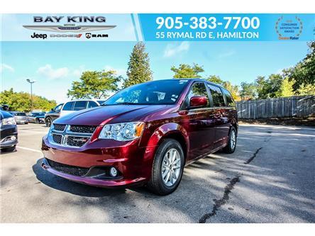 2020 Dodge Grand Caravan Premium Plus (Stk: 203631) in Hamilton - Image 1 of 28