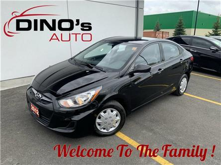 2012 Hyundai Accent  (Stk: 226910) in Orleans - Image 1 of 23