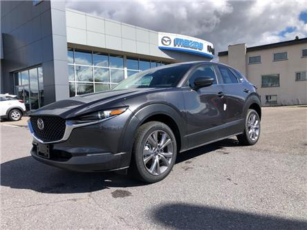 2021 Mazda CX-30 GS (Stk: 21T002) in Kingston - Image 1 of 15