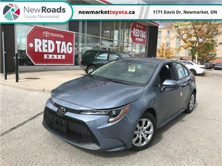 2021 Toyota Corolla LE (Stk: 35589) in Newmarket - Image 1 of 22