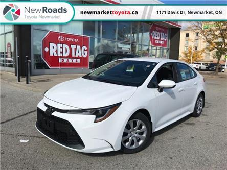 2021 Toyota Corolla LE (Stk: 35636) in Newmarket - Image 1 of 22
