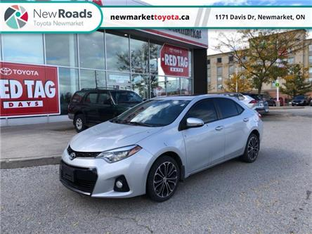 2015 Toyota Corolla S (Stk: 355691) in Newmarket - Image 1 of 24
