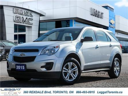 2015 Chevrolet Equinox LS (Stk: 146655A) in Etobicoke - Image 1 of 24