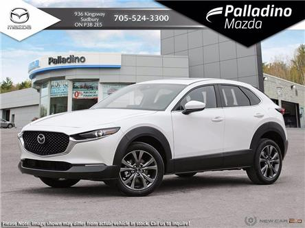2021 Mazda CX-30 GS (Stk: 7863) in Greater Sudbury - Image 1 of 23