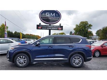 2019 Hyundai Santa Fe ESSENTIAL (Stk: kh052775) in Rockland - Image 1 of 12