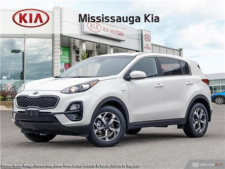 2021 Kia Sportage LX (Stk: SP21010) in Mississauga - Image 1 of 24