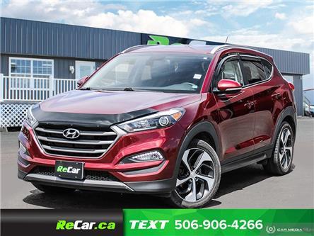 2016 Hyundai Tucson Premium 1.6 (Stk: 201023A) in Saint John - Image 1 of 21