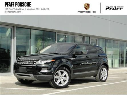2015 Land Rover Range Rover Evoque Pure Plus (Stk: P11838A) in Vaughan - Image 1 of 21