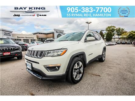 2019 Jeep Compass Limited (Stk: 6999) in Hamilton - Image 1 of 28