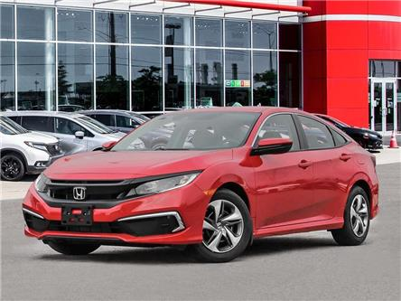 2020 Honda Civic LX (Stk: 0012903) in Brampton - Image 1 of 19