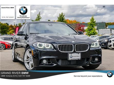 2014 BMW 535i xDrive (Stk: 50954A) in Kitchener - Image 1 of 22