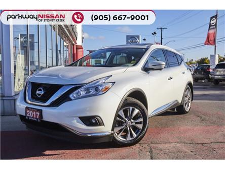 2017 Nissan Murano  (Stk: N20381A) in Hamilton - Image 1 of 26