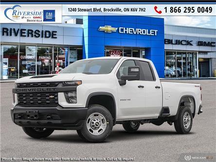 2020 Chevrolet Silverado 2500HD Work Truck (Stk: 20-338) in Brockville - Image 1 of 23