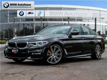 2017 BMW 540i xDrive (Stk: 21027A) in Thornhill - Image 1 of 33