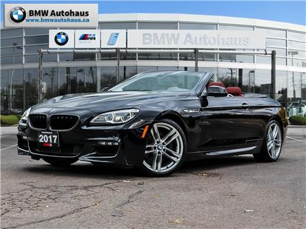 2017 BMW 650i xDrive (Stk: P9841) in Thornhill - Image 1 of 32