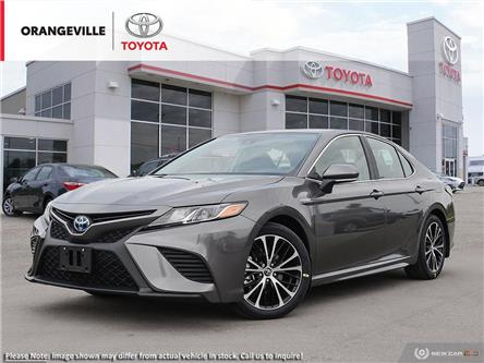 2020 Toyota Camry Hybrid SE (Stk: H20731) in Orangeville - Image 1 of 23
