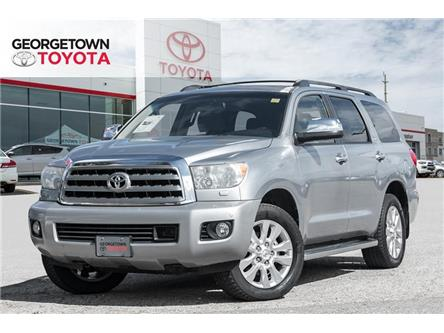 2010 Toyota Sequoia Platinum 5.7L V8 (Stk: 10-25254GT) in Georgetown - Image 1 of 22
