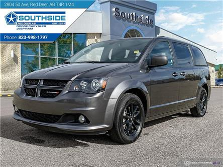 2020 Dodge Grand Caravan GT (Stk: A14622A) in Red Deer - Image 1 of 25